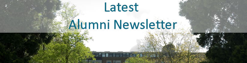 Latest Faculty Alumni Newsletter