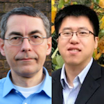 Prof. Alexey Onatskiy and Dr. Chen Wang