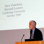 The Marshall Lecture 2009 Videos Added