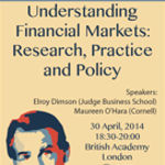 Understanding Financial Markets Event, at the British Academy