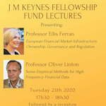 J M Keynes Fellowship Fund Lectures