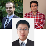 Three New Postdoctoral Fellows Appointed