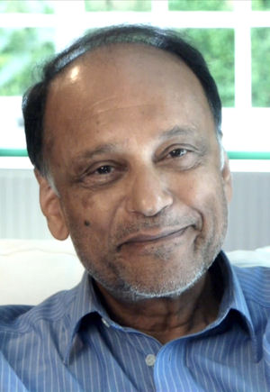 Professor Sir Partha Dasgupta